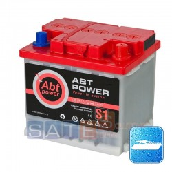 Batteria a Piombo Acido Abt Power 12V 50AH