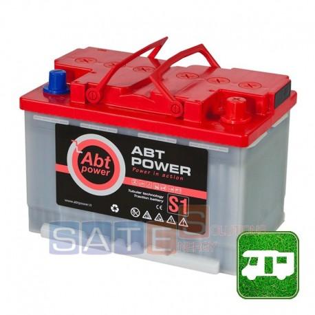 Batteria per camper 12V 72Ah servizi Pb-Acido