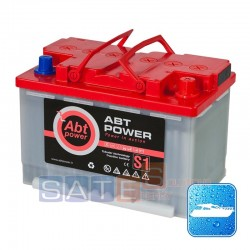 Batteria a Piombo Acido Abt Power 12V 72AH