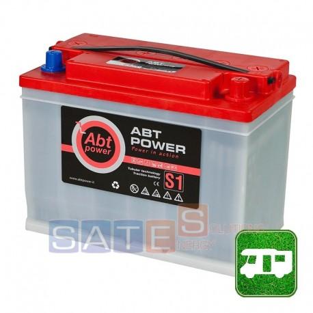 Batteria per camper 12V 110Ah servizi Pb-Acido