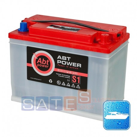 Batteria a Piombo Acido Abt Power 12V 110AH