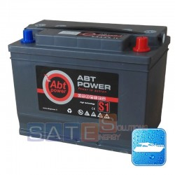 Batteria a Gel Abt Power 12V 100AH