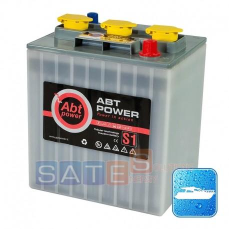 Batteria a Piombo Acido Abt Power 6V 240AH