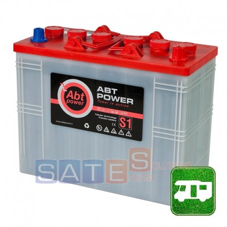 Batteria a Piombo Acido Abt Power 12V 157AH