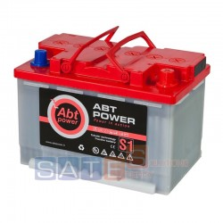Batteria Pb-Acido Abt Power 12V 72AH