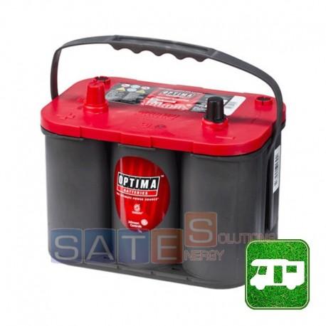 Batteria AGM Optima RTC 4.2 12V 50Ah