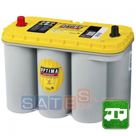 Batteria AGM Optima YT S 5.5 12V 75Ah