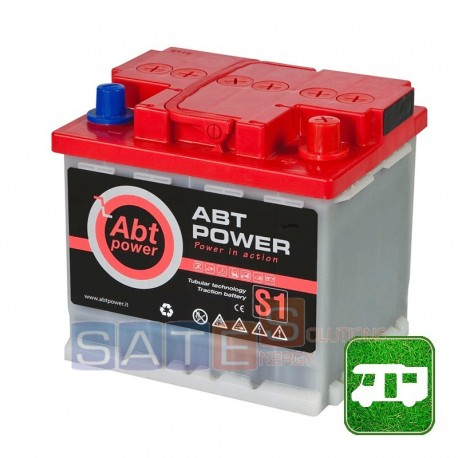 Batteria a Pb-Acido Abt Power 12V 50AH