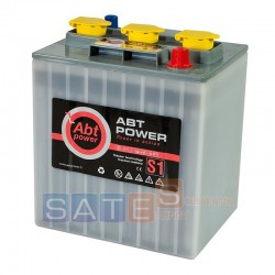Batteria a Pb-Acido Abt Power 6V 240AH