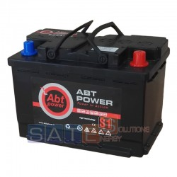 Batteria a Gel Abt Power 12V 70AH