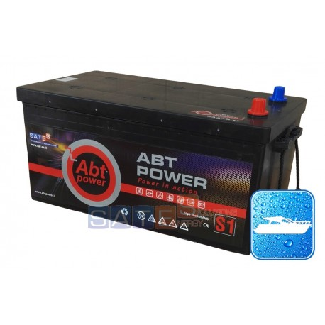 Batteria a Gel Abt Power 12V 230AH