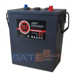 Batteria a Gel Abt Power 6V 335AH