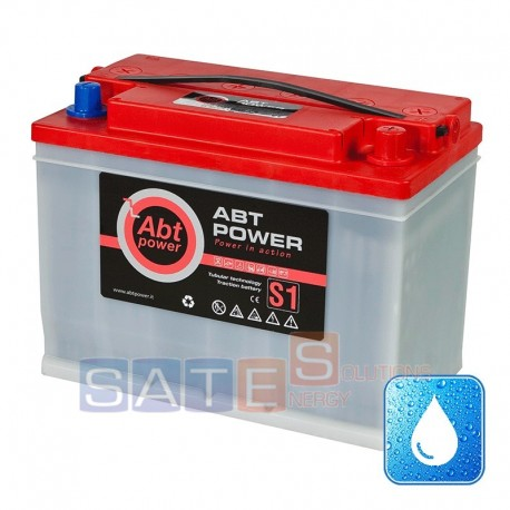 Batteria per lavapavimenti 12V 110Ah