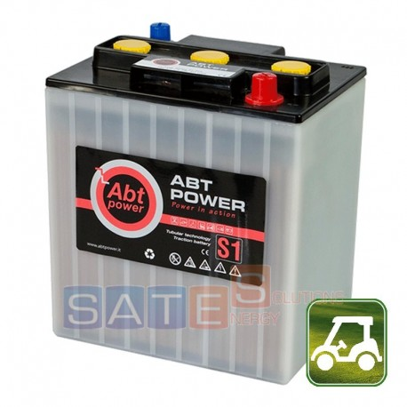 Batteria a Piombo Acido Abt Power 6V 240AH