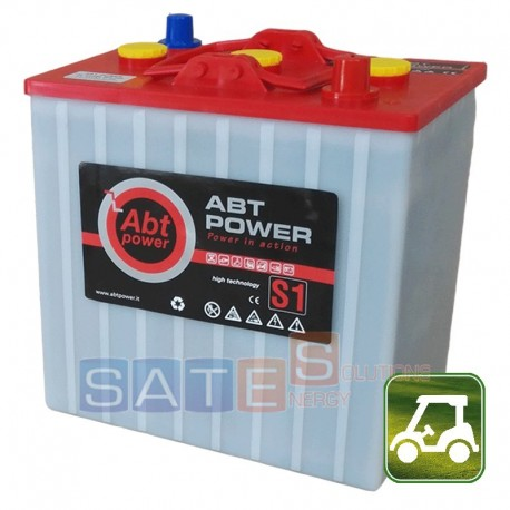 Batteria Abt Power 6V 240AH a piombo acido
