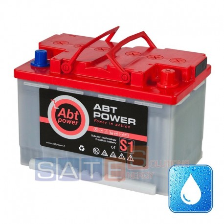 Batteria a Pb-Acido Abt Power 12V 72AH