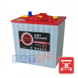 Batteria a Pb-Acido Abt Power 6V 240AH (TROJAN T-105 T-125)