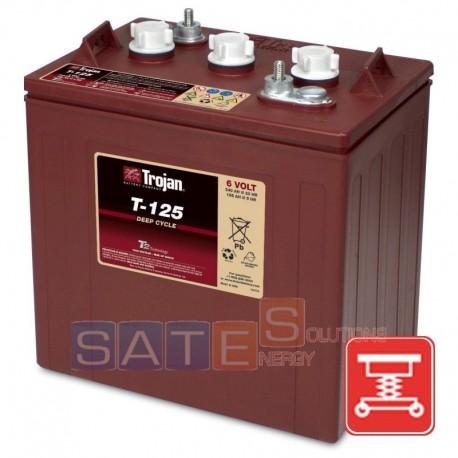 Batteria a Pb-Acido Trojan T-125