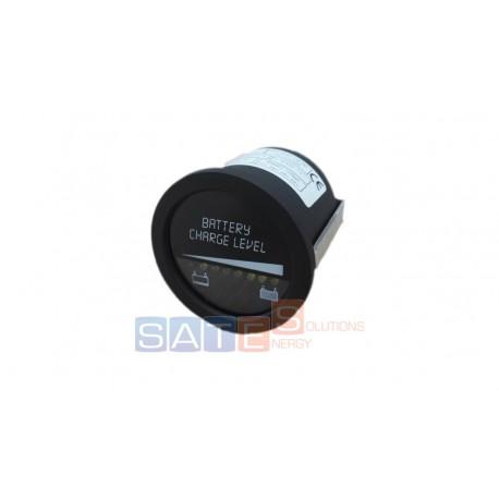 Indicatore a LED di carica della batteria