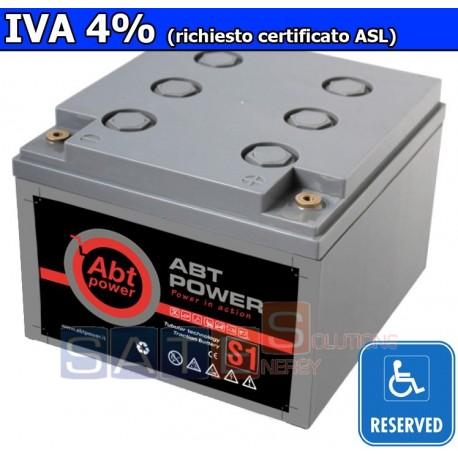 Abt Power Technology G12-26A GEL