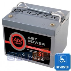 Batteria a Gel Abt Power 12V 44AH