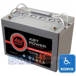 Batteria a Gel Abt Power 12V 60AH