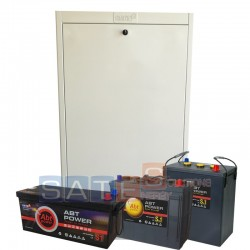 Sunbox - Kit Accumulo a gel 8,02 kw