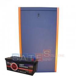 Armadio per Batterie Taglia XL