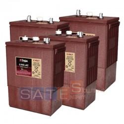 Batteria a Pb-Acido Trojan L16G